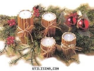 centro-mesa-navidad-velas-gruesas
