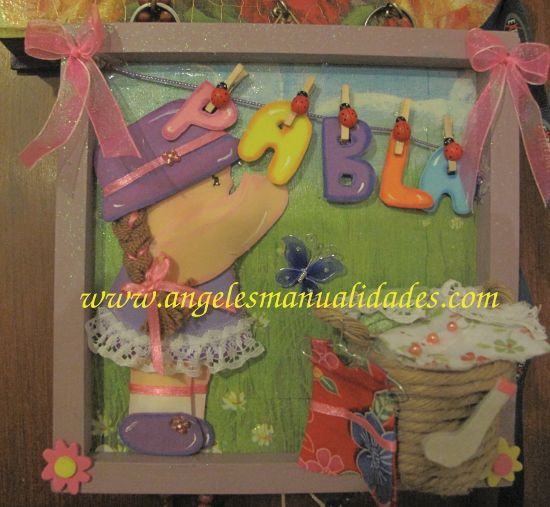manualidades para decorar el dia del nino